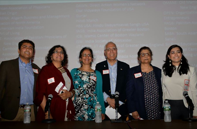 MA Chapter of the Indian American Forum for Political Education and MIT-India